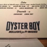 Oyster Boy