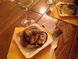 Roasted quail and Fleur Du Cap Chardonnay